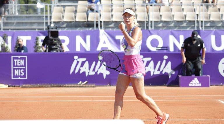 Em vésperas de Roland Garros, Svitolina conquista o título em Estrasburgo