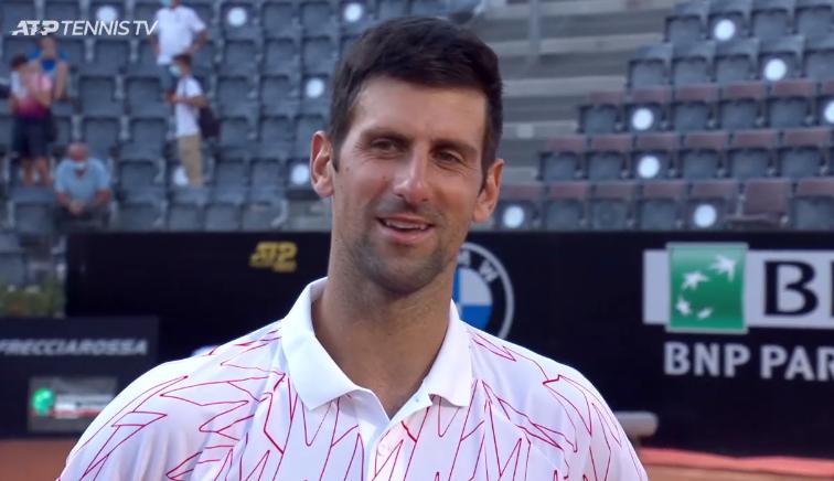 Djokovic: «15 anos depois, ainda tenho fome de títulos»