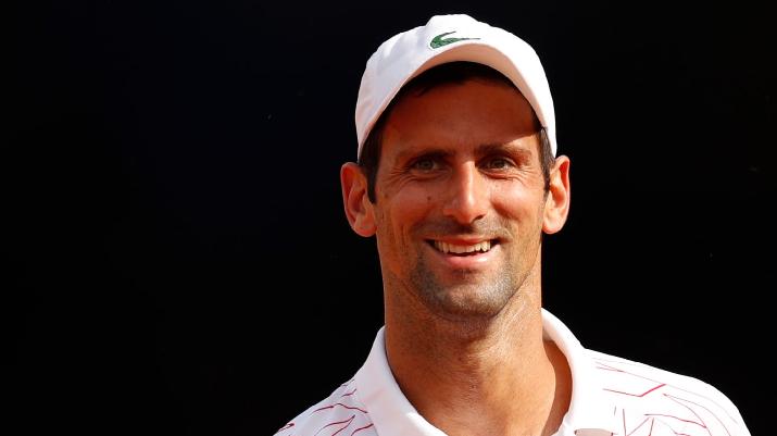 Djokovic passa Sampras mesmo antes de jogar a final de Roma