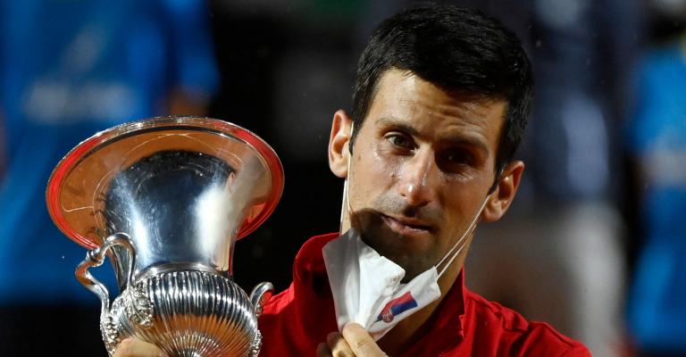 Djokovic não tem dúvidas sobre quem é o favorito a Roland Garros