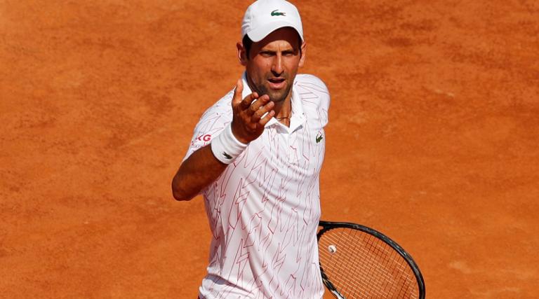 Djokovic: «Esta é uma das melhores gerações da história do ténis»