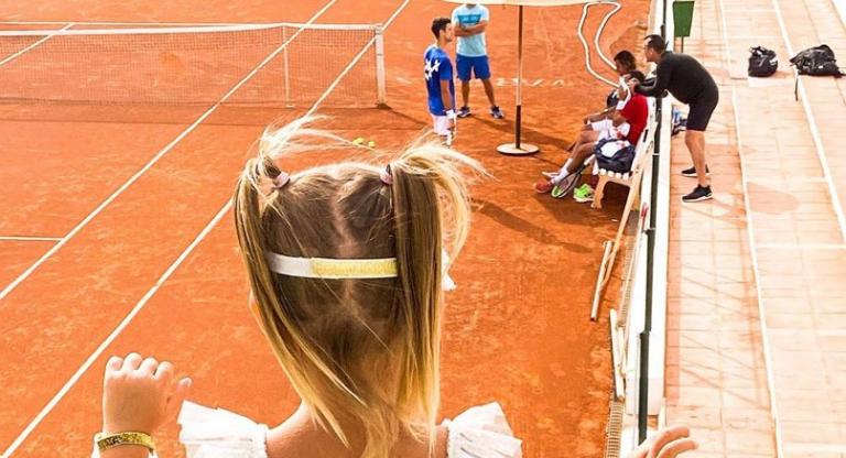 Djokovic já treina em Roma e tem companhia especial