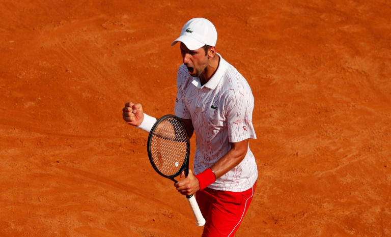 Djokovic está na final de Roma pela 10.ª vez nos últimos 13 anos