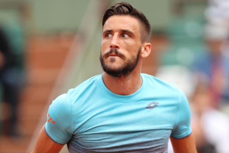 Dzumhur excluído de Roland Garros após positivo do treinador: «É um escândalo!»