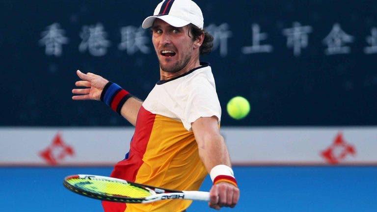 Mischa Zverev está em Portugal a jogar torneios… ITF