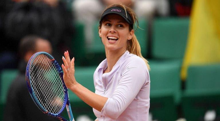 Pironkova elimina Muguruza e 'voa' para a 3.ª ronda do US Open