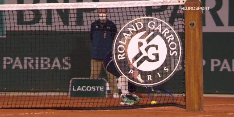 [VÍDEO] Polémica: Mladenovic perdeu set que deveria ter ganho por causa de erro de arbitragem