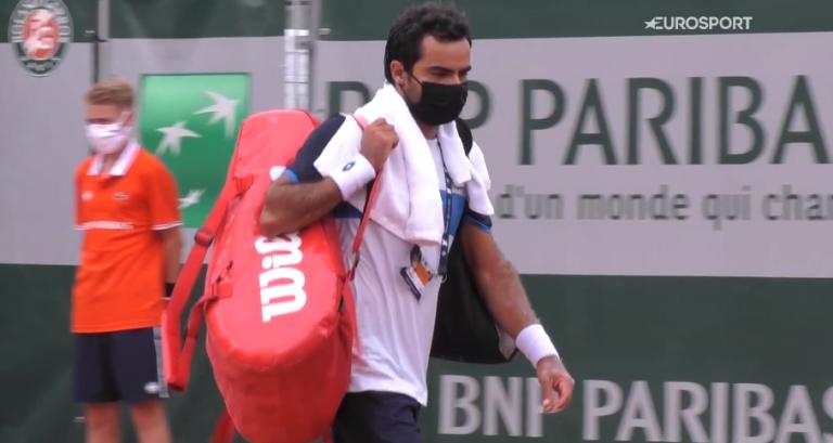 Frederico Silva: «Tenho muito boas memórias de Roland Garros»