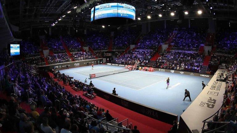 São Petersburgo permite 3500 espectadores por dia
