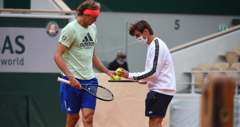 Ferrer de regresso a Roland Garros… com outras funções