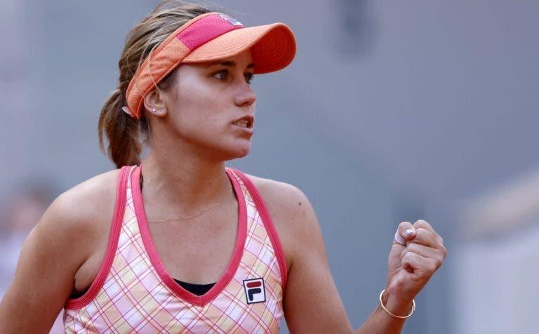 Kenin qualifica-se para as primeiras meias-finais da carreira em Roland Garros