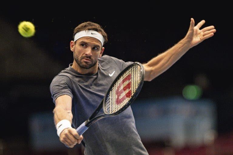 Dimitrov não tem dúvidas e elege sonhos a cumprir em Masters 1000
