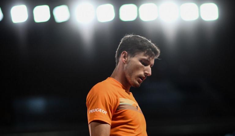 Carreño esclarece: «Atitude de Djokovic não me incomodou»