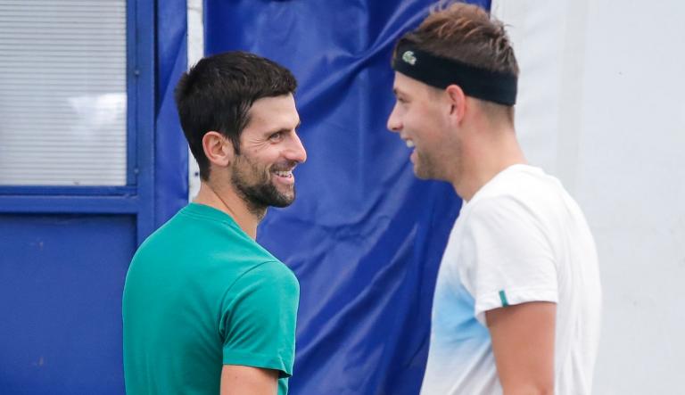 Krajinovic: «Se tiver de fazer quarentena de 14 dias em Melbourne não jogo o Australian Open»