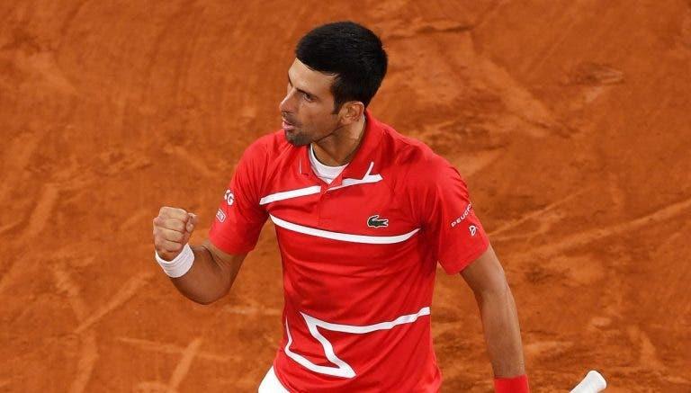 Djokovic: «Objetivos? Mais semanas de sempre como n.º1 e o recorde de Grand Slams»