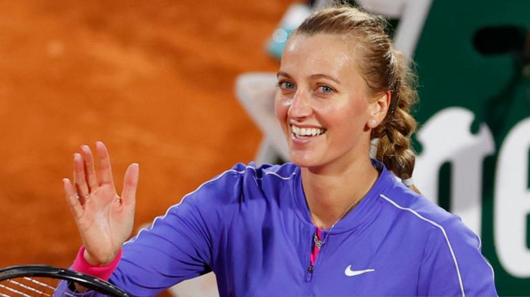 Kvitova e o título em Paris: «Será quase um milagre se voltar às 'meias'»