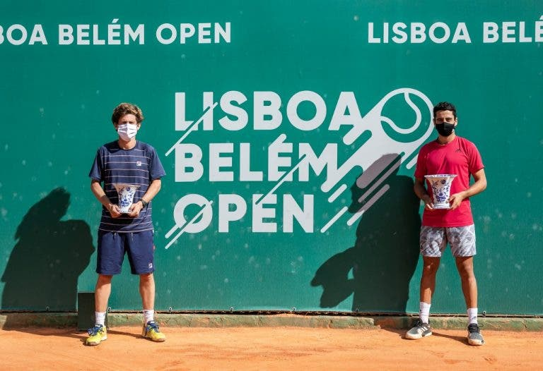"""Manecas quer passar o Lisboa Belém Open para """"outro patamar"""""""