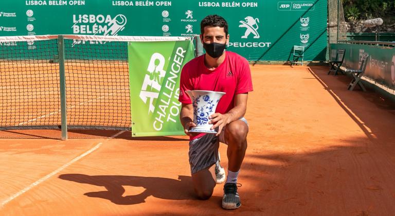 Munar derrota Pedro Sousa e conquista Lisboa Belém Open 2020