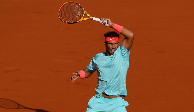 Swiatek elogia Rafael Nadal: «Adoro-o. É o meu tenista favorito»