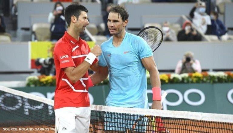 Tipsarevic recorda final de Roland Garros entre Nadal e Djokovic: «Jogo surpreendeu toda a gente»