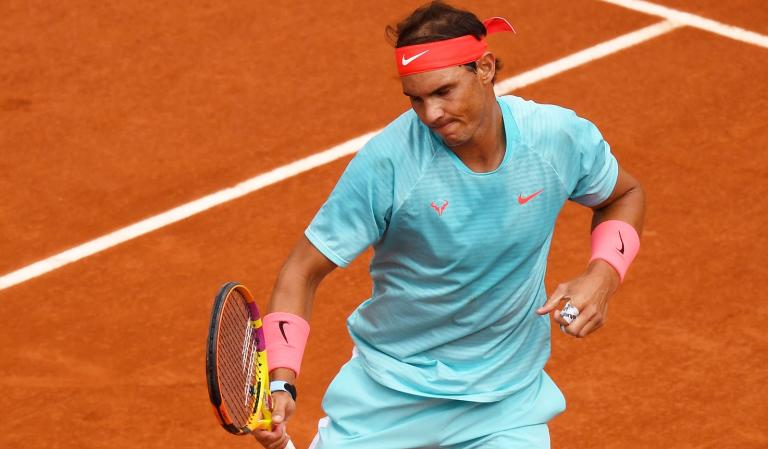 Treinador da campeã de Roland Garros: «Nadal é muito mais simpático do que Federer»