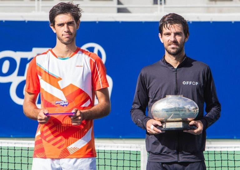 Gastão Elias e Nuno Borges recebem wild cards para o Lisboa Belém Open
