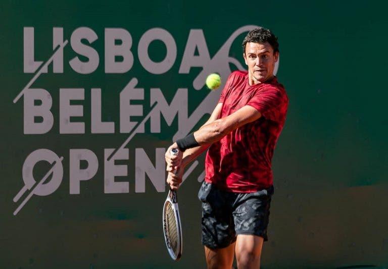 [VÍDEO] Maia Open: Gonçalo Oliveira estreia-se na prova, em DIRETO