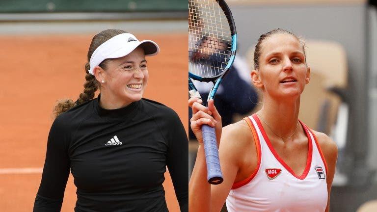 Pliskova e Ostapenko reencontram-se nos 'quartos' em Roma