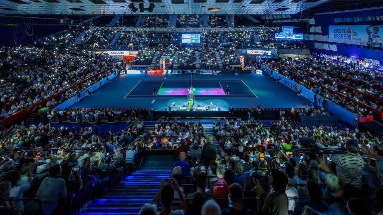 (Super) ATP 500 de Viena tem cobertura televisiva exaustiva em Portugal