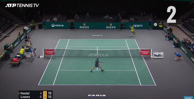 [VÍDEO] Os 10 melhores pontos da semana no Masters 1000 de Paris