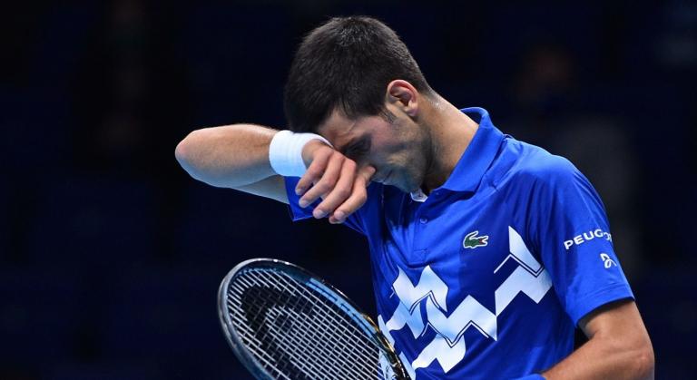 Melzer arrasa Djokovic: «Ele acha que está tudo contra ele, o que ele diz é uma loucura»