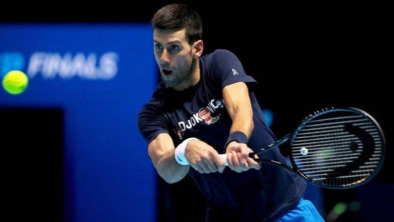 [VÍDEO] Tenistas presentes nas ATP Finals revelam com quem se dão melhor