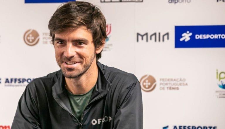 Maia Open: as palavras dos quatro portugueses que entram em ação esta terça-feira