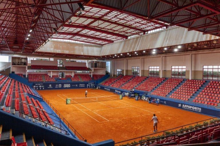 Sport TV transmite Maia Open a partir desta quinta-feira