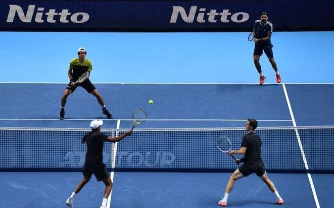 Marcelo Melo derrotado na primeira jornada de pares das ATP Finals