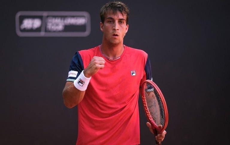 Felipe Meligeni confia no futuro do ténis brasileiro: «Vem aí uma geração muito boa»