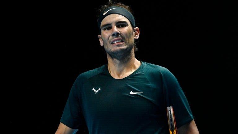 ATP fez alterações aos rankings a meio das ATP Finals e surpreendeu os próprios jogadores