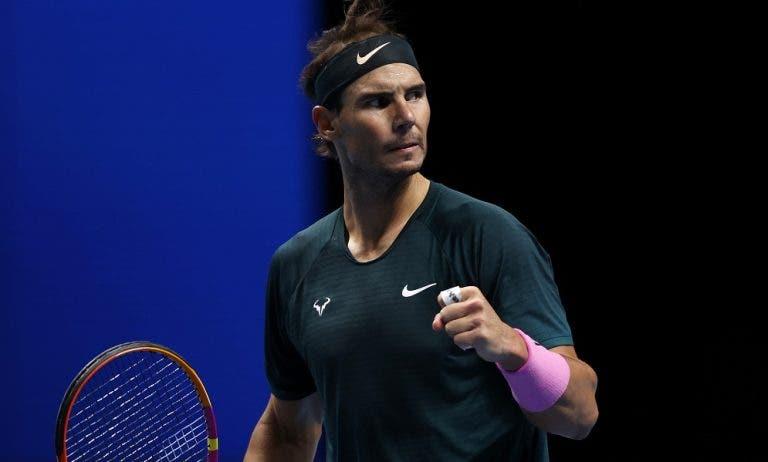 Rafa Nadal junta-se a elenco de luxo em Roterdão… que espera Federer