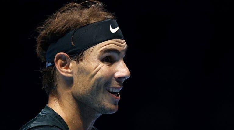Moya e as ATP Finals: «Foi uma pena, o Nadal teve hipóteses de lutar pelo título»