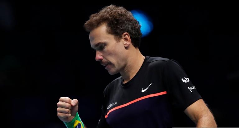 Bruno Soares entra a ganhar nas ATP Finals ao lado de Mate Pavic