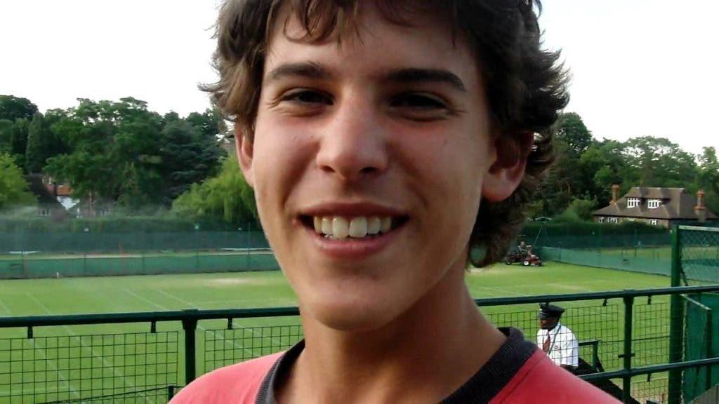 [VÍDEO] Dominic Thiem já jogava assim aos 13 anos