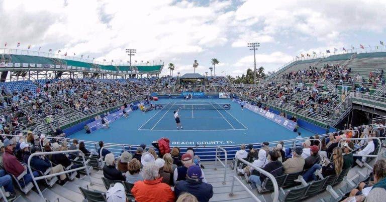 Antalya e Delray Beach: que tenistas jogam os primeiros torneios de 2021?