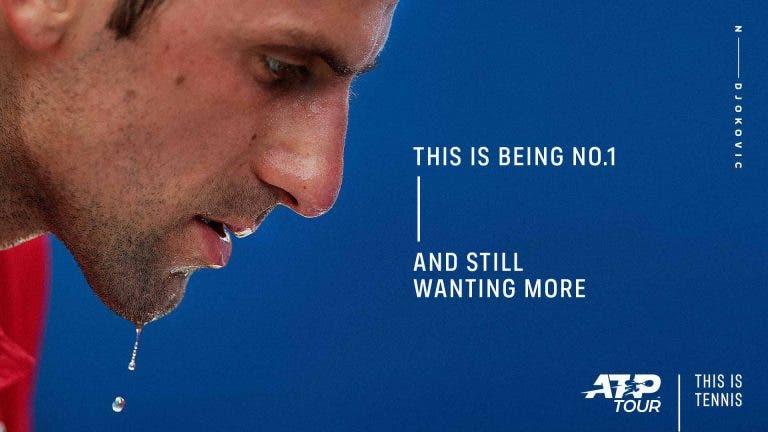 """ATP promove ténis em incrível campanha publicitária: """"Isto é o Ténis"""""""