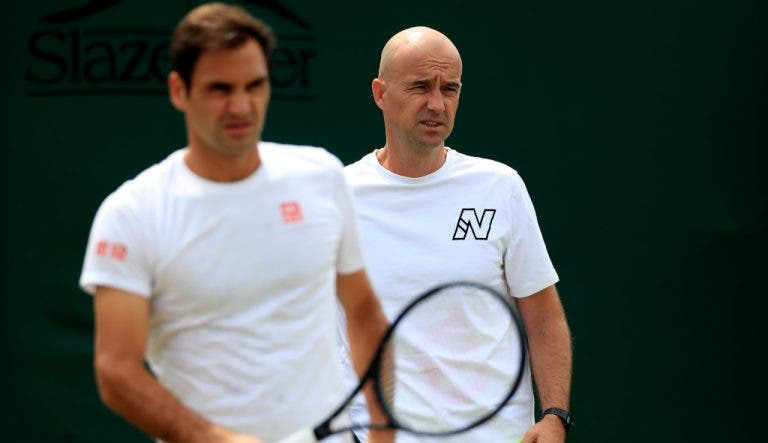 Ljubicic: «Ainda não há nenhum programa definido para o regresso do Federer»