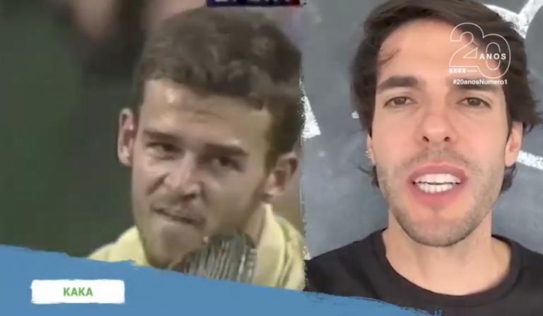 [VÍDEO] Kuerten celebra 20.º aniversário da subida ao topo e recebe mensagens ícones do desporto brasileiro