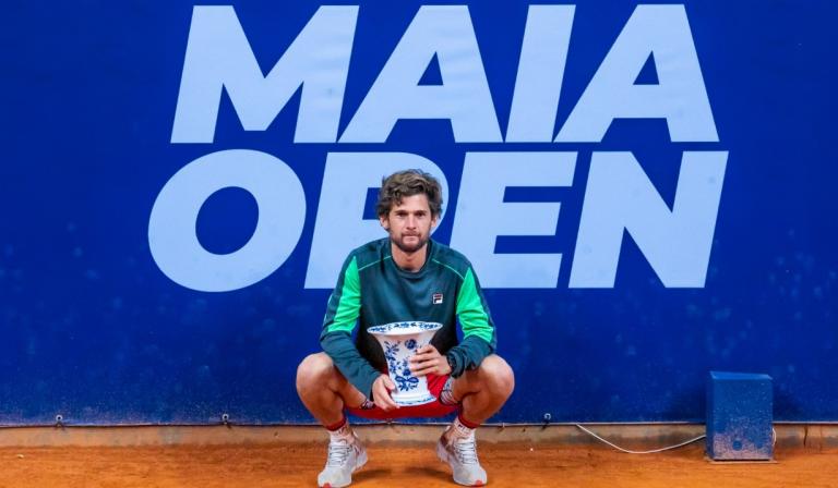 Maia Open deve subir de categoria e Portugal pode ter mais challengers em 2021