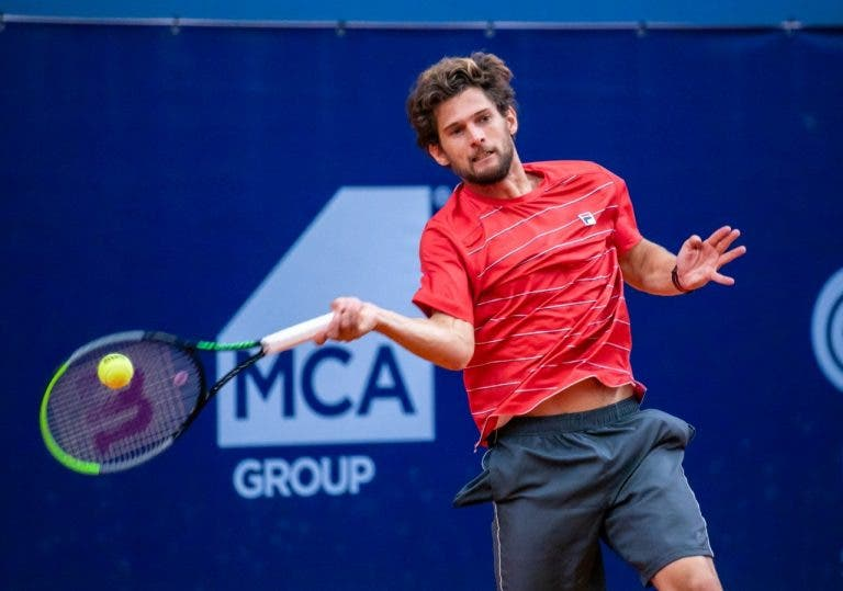 [VÍDEO] Maia Open: Pedro Sousa vs. Kimmer Coppejans, em DIRETO