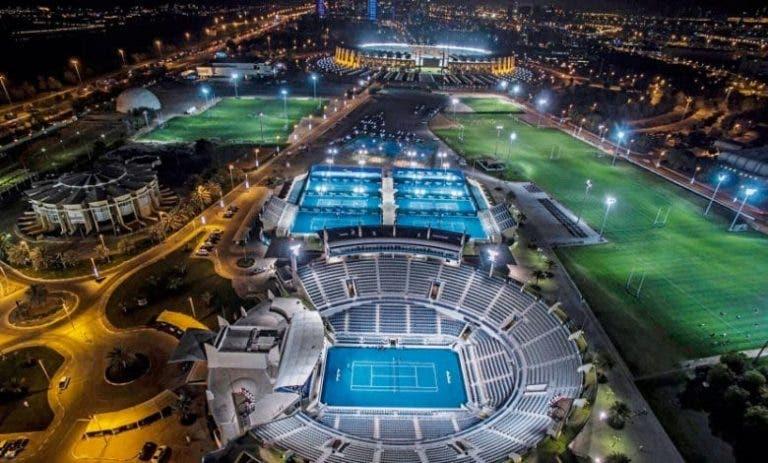 Australian Open: qualifying nos Emirados e antes do Natal