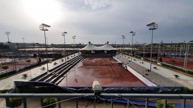Temporal em Antalya: cinco dias depois, o qualifying ainda mal começou