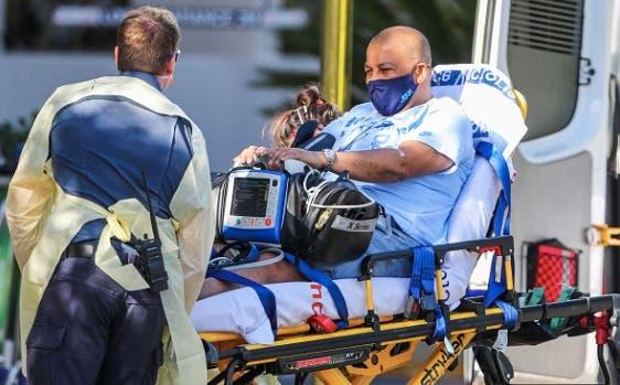 Carlos Bernardes ainda está internado mas melhora após ataque cardíaco